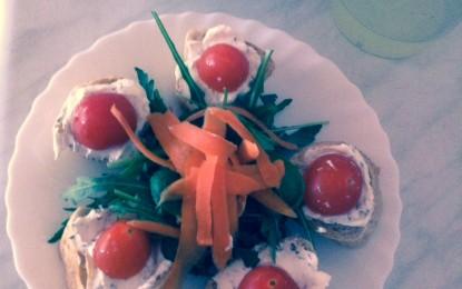 Domáci roztierateľný syr + srvátka do raňajkového smoothie