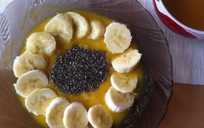 Raňajky: mango dreň s proteínom, alebo radšej neraňajkovať?