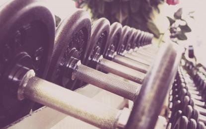 Čo robí posilňovanie s tvojim telom?