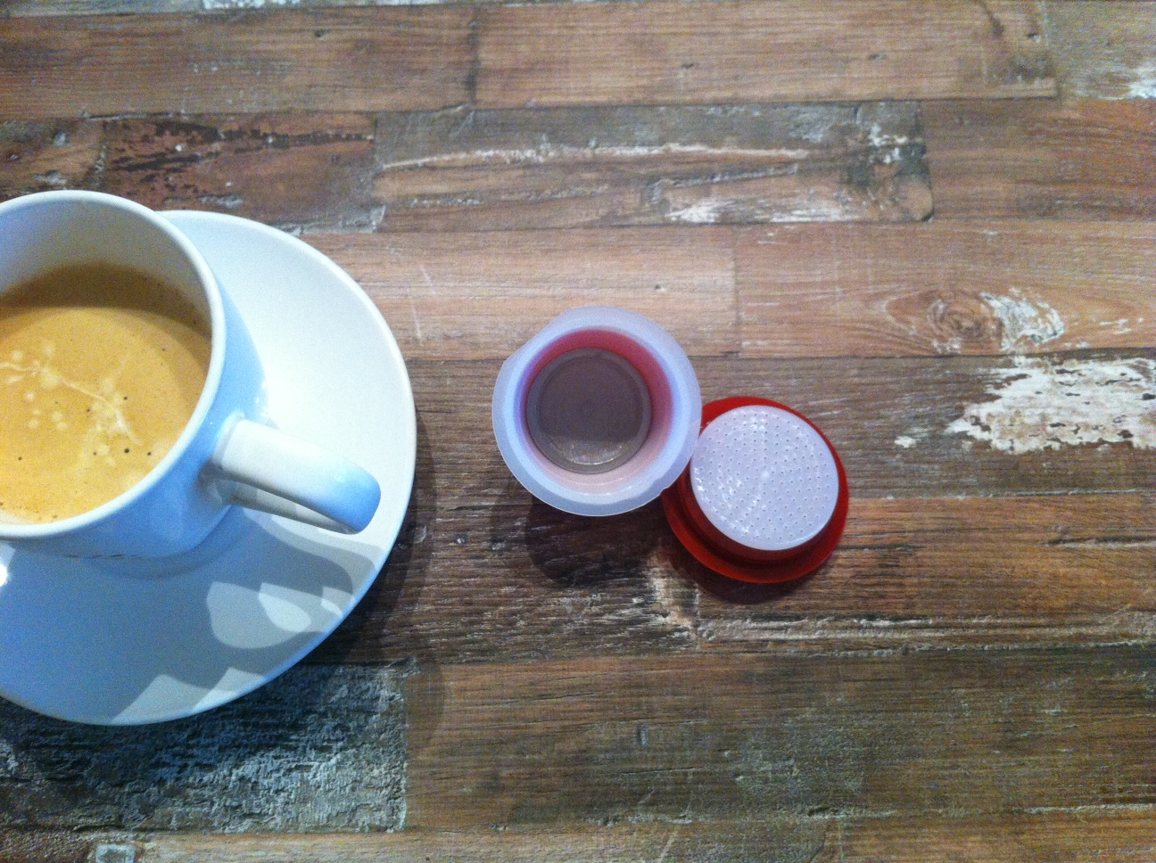 Eko kapsule pre Dolce Gusto a Nespresso