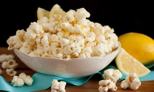 Popcorn – super fit potravina