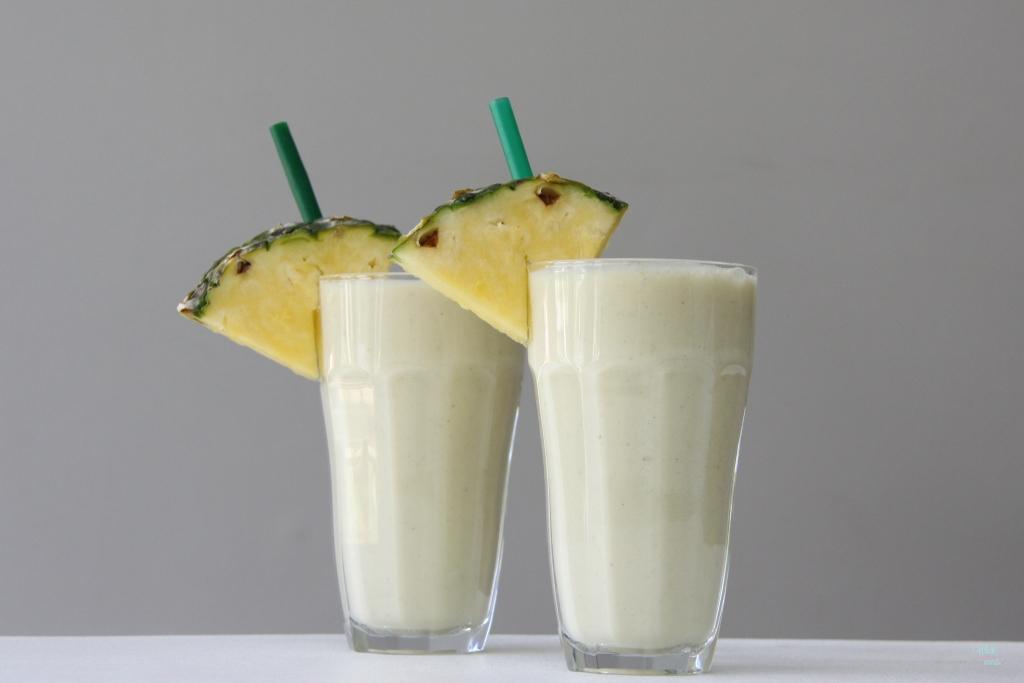 "Proteínový smoothie ""Pina Colada"""
